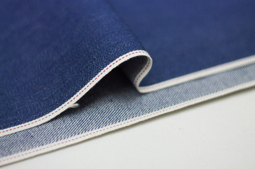BABY BLUE SELVEDGE DENIM *