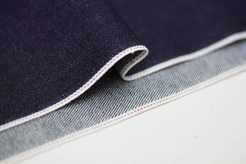 CLASSIC BLUE SELVEDGE DENIM *