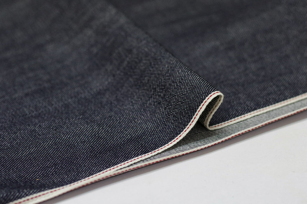 SUPER SOFT FLUFFY SELVEDGE DENIM *
