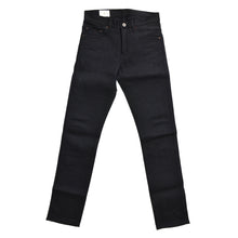 Load image into Gallery viewer, ND121 - SUPER BLACK DENIM - Nama Denim