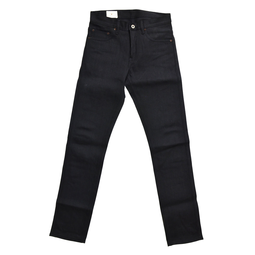 ND121 - SUPER BLACK DENIM