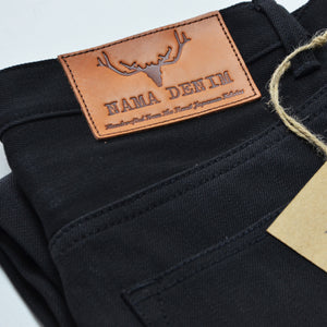 ND121 - SUPER BLACK DENIM - Nama Denim