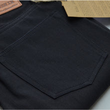 Load image into Gallery viewer, ND121 - SUPER BLACK DENIM