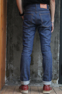 ND117 - VINTAGE SKY BLUE DENIM