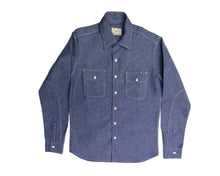 Load image into Gallery viewer, HEAVY DUTY CHAMBRAY