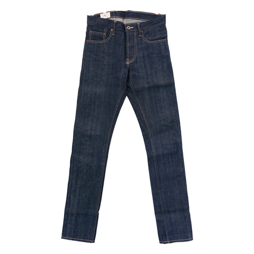 ND129 - NATURAL INDIGO DENIM