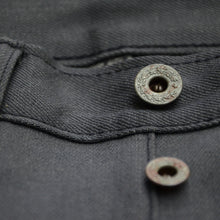 Load image into Gallery viewer, ND119 - SMOKE GREY DENIM