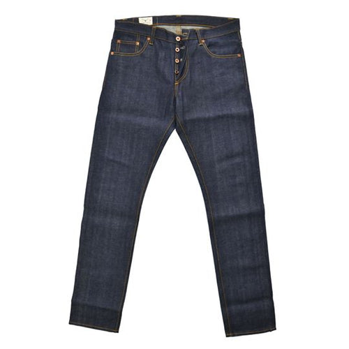 NP001 - BLUE LINE SELVEDGE DENIM (SOLD OUT)
