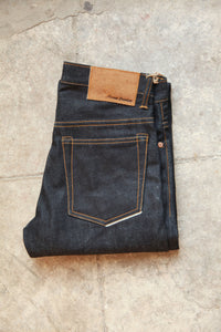 NP003 - HEAVYWEIGHT DEEP INDIGO DENIM