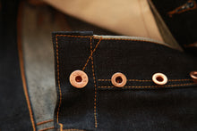 Load image into Gallery viewer, NP003 - HEAVYWEIGHT DEEP INDIGO DENIM - Nama Denim