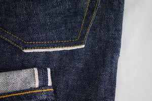 NDL202 LOW TENSION SLUBBY, NEPPY AND HEAVY SELVEDGE DENIM - Nama Denim