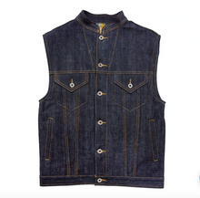 Load image into Gallery viewer, Biker Vest Customized