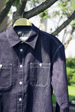 Load image into Gallery viewer, DENIM CHAMBRAY