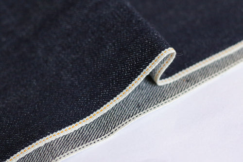 TWO TONE SELVEDGE PAPER WEIGHT DENIM *