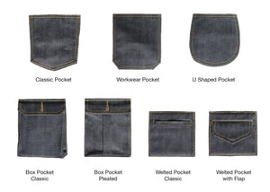 NDL202 LOW TENSION SLUBBY, NEPPY AND HEAVY SELVEDGE DENIM