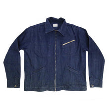 Load image into Gallery viewer, FLIGHT JACKET - Nama Denim