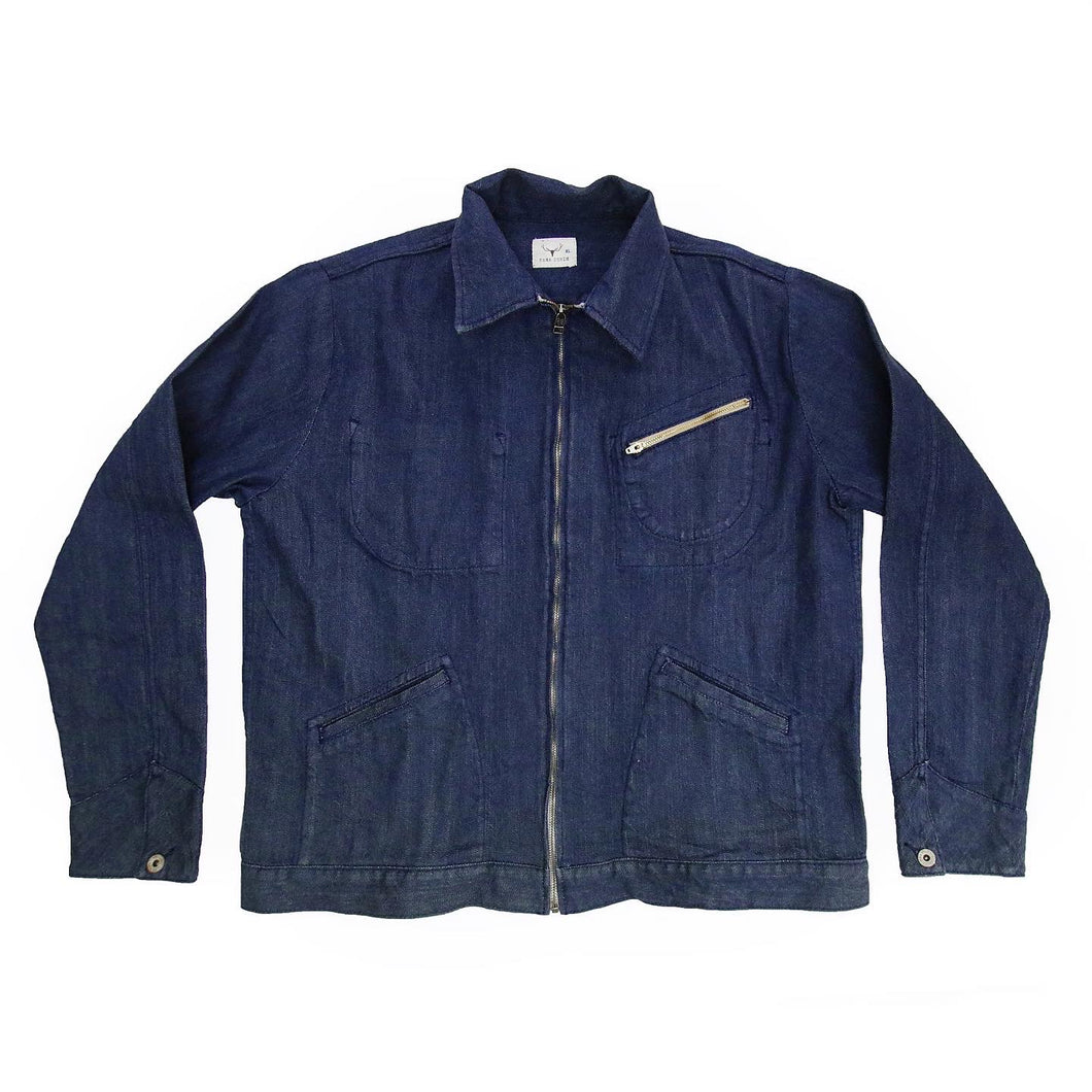 FLIGHT JACKET - Nama Denim