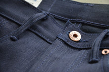 Load image into Gallery viewer, NP004 - INDIGO x BLACK DENIM