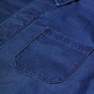 EASY JACKET INDIGO CANAVS