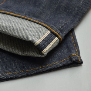 ND116 - INDIGO GREY DENIM - Nama Denim