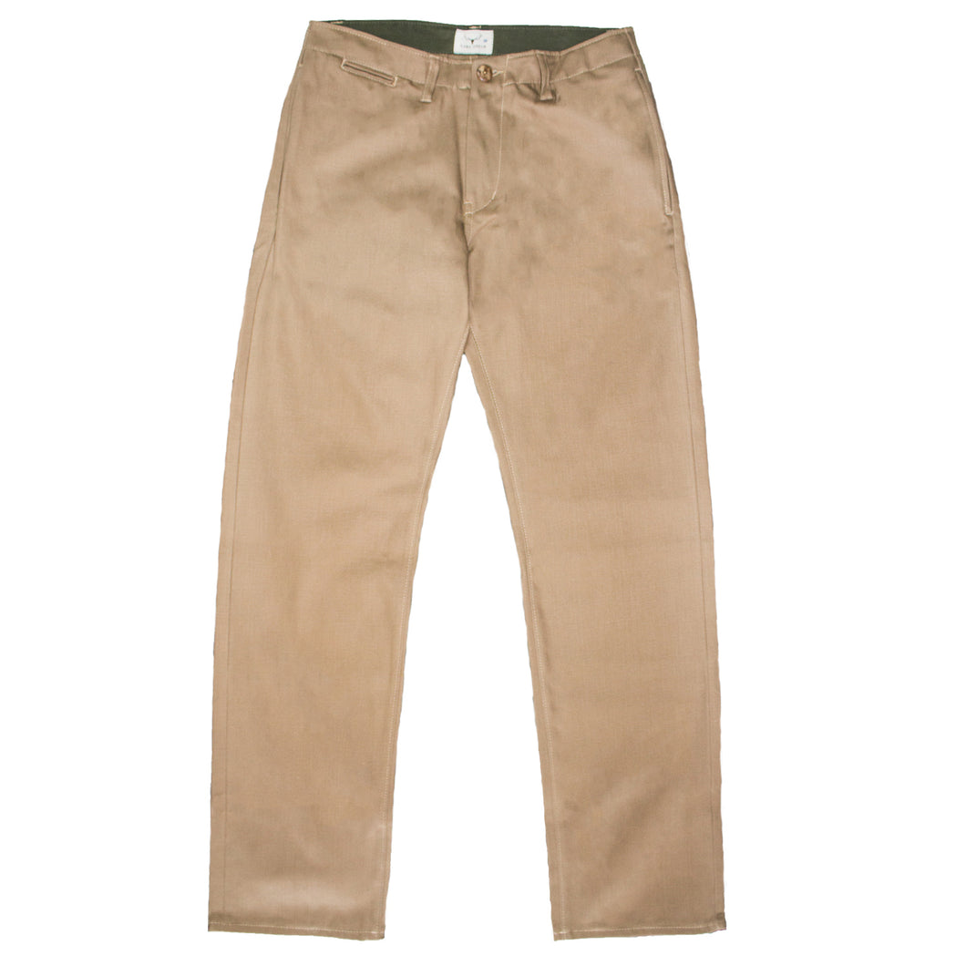 WW002 Officer Trousers (Khaki)