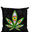 BLACK HIGHER VISION PILLOW