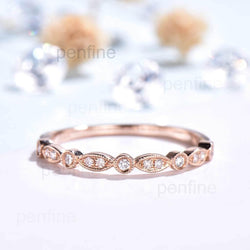 women' diamond wedding band