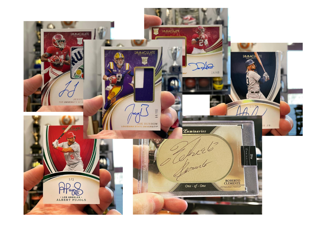 Pristine Break Live Breaks