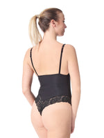 Load image into Gallery viewer, Arianne Stacy Bodysuit - Black