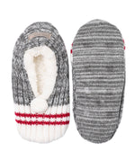 Load image into Gallery viewer, Canadiana Slipper - Red