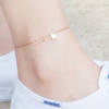 Custom Anklet Word Custom S925 Sliver
