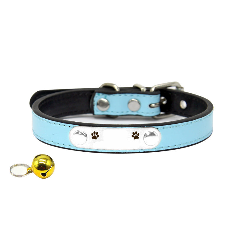 Anti-lost Custom Dog Collar Cat Collar