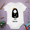 Customized Cotton Cutie Babies Rompers