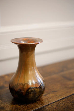 20th Century British studio vase - TallBoy Interiors
