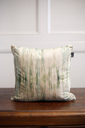 Wild Forest Patterned Velvet cushions - TallBoy Interiors