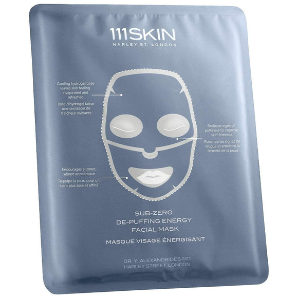 111Skin Beauty 111SKIN Sub Zero De-Puffing Energy Mask Single 30ml