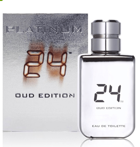 24 Perfumes 24 Platinum Oud Edition Edt 50 Ml