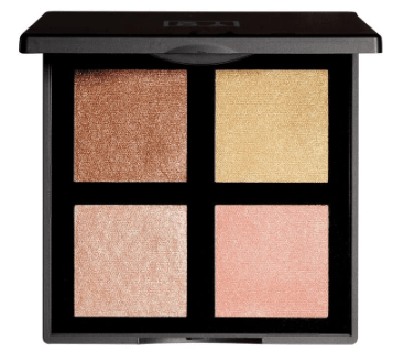 3INA Beauty 3INA The Glowing Face Palette Multicolored 10g