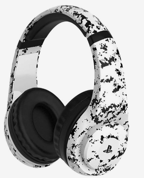 4GAMERS Electronics 4 Gamers Pro4-70 Stereo Gaming Headset Arctic Camo Edition For PS4