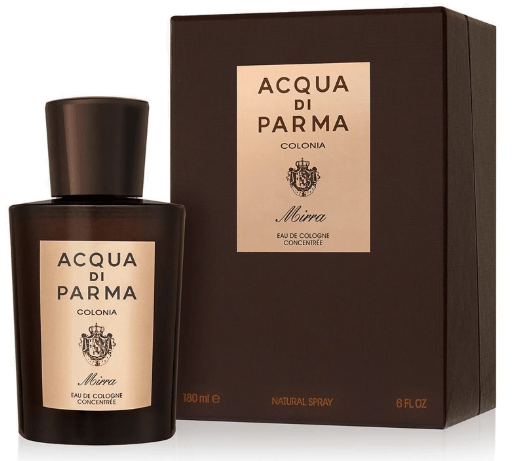Acqua Di Parma Perfumes Acqua Di Parma Mirra - Eau de Cologne Concentree, 180 ml