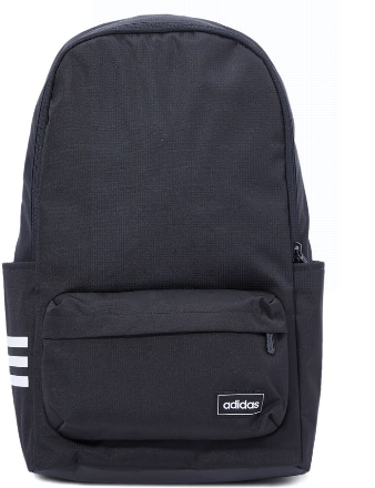 Adidas Back to School Classic 3 Stripe Backpack - 22.5 Liter, 46 Cm