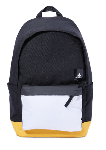 Adidas Back to School Classic Pocket Backpack