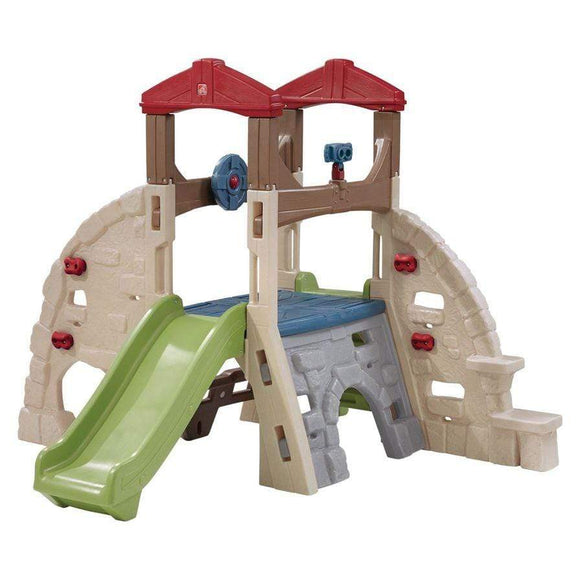 Alpine toys Alpine Ridge Climber and Slide