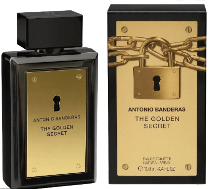 Antonio Banderas Perfumes Antonio Banderas The Golden Secret Edt 100Ml