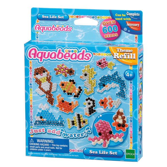 AQUABEADS Toys AQUABEADS SEA LIFE SET
