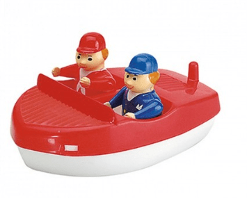 Aquaplay Toys Aquaplay - Motorboat with 2 Figures