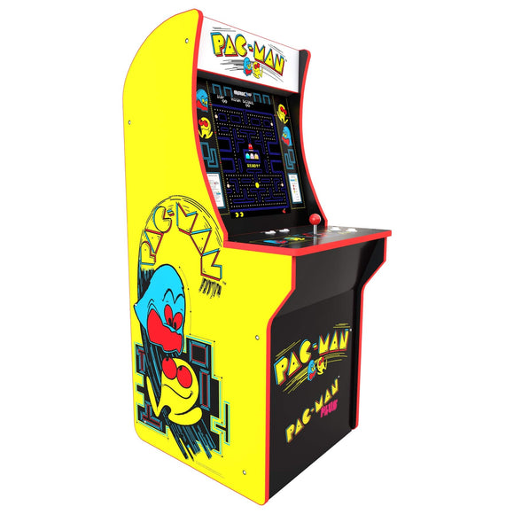 Arcade 1UP Gaming ARCADE 1UP-Arcade Pac-man with Generic Riser