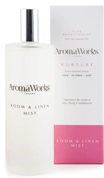 AromaWork Beauty AromaWorks Nurture Room Mist 100ml