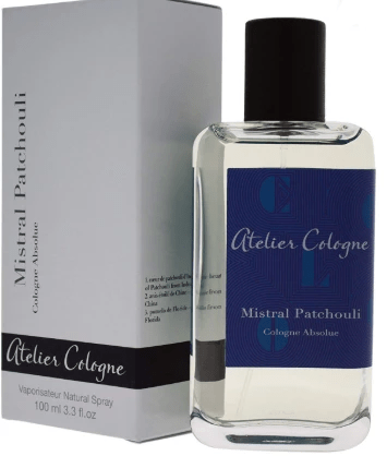 Atelier Cologne Perfumes Atelier Cologne Mistral Patchouli Absolue Edp 100Ml