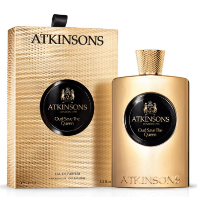 Atkinsons 1799 Perfumes Atkinsons 1799 Oud Save The Queen Edp 100Ml